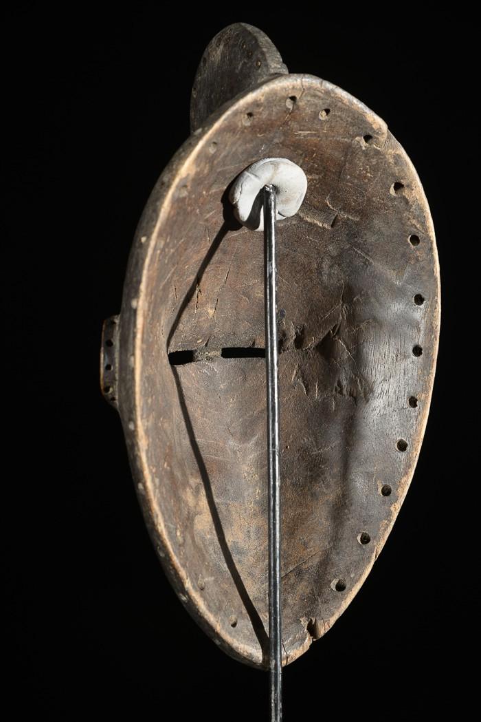 Masque facial rituel - Bambara - Mali