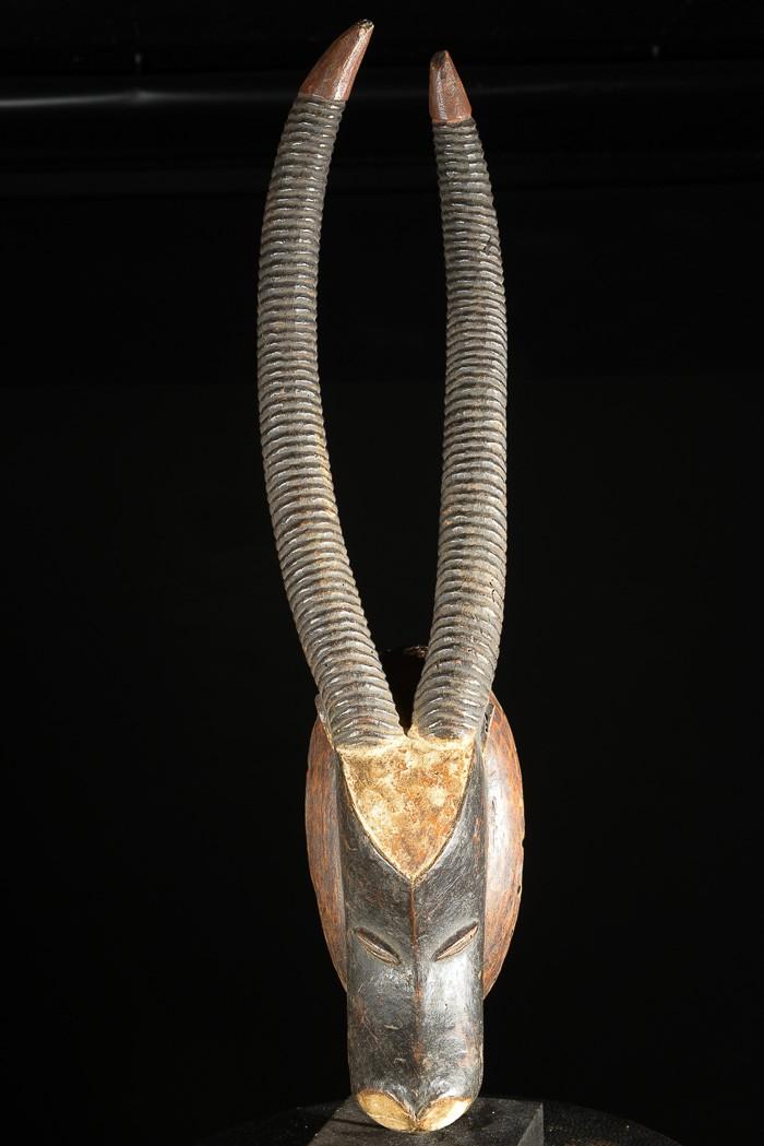 Masque Dye Antilope - Guro - Côte d'Ivoire