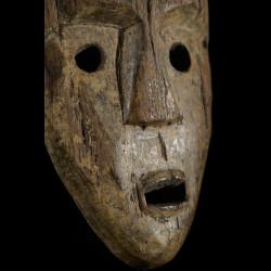 Masque facial - Sukuma - Tanzanie