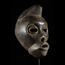 Masque Idiok Ekpo - Ibibio - Nigeria