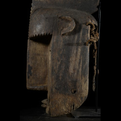 Masque Zoomorphe a lame - Dogon - Mali