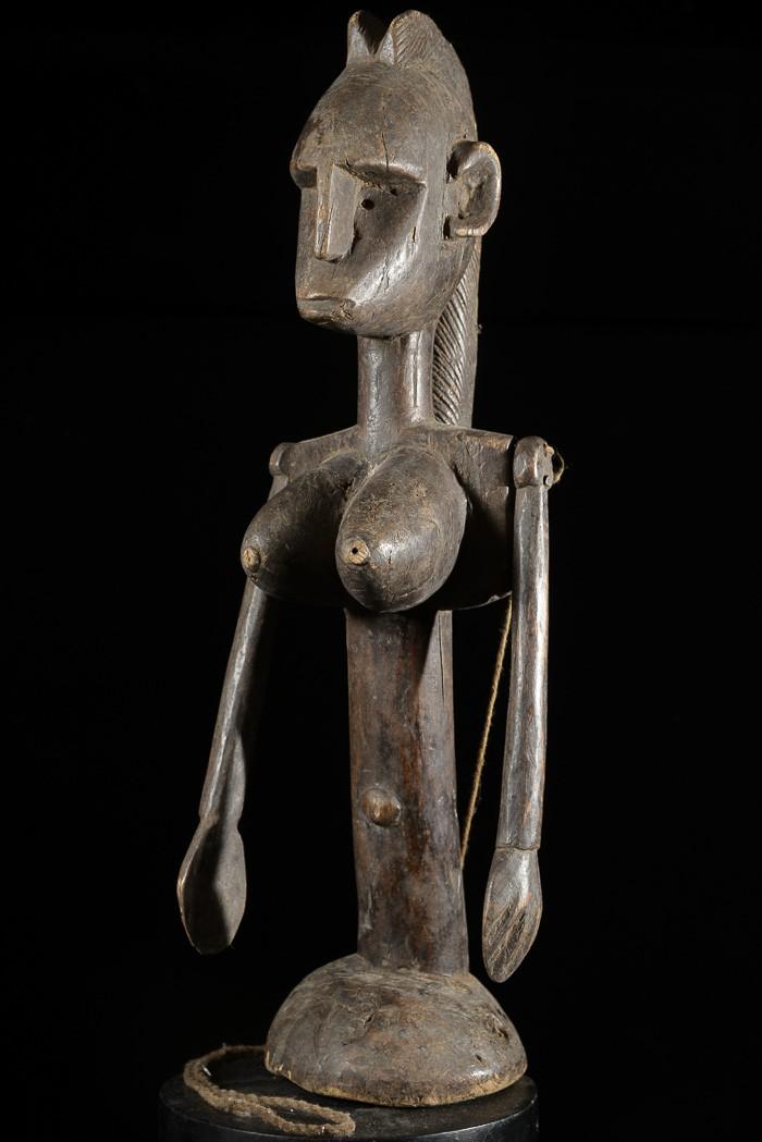 Marionnette Maaniw - Bambara / Marka - Mali