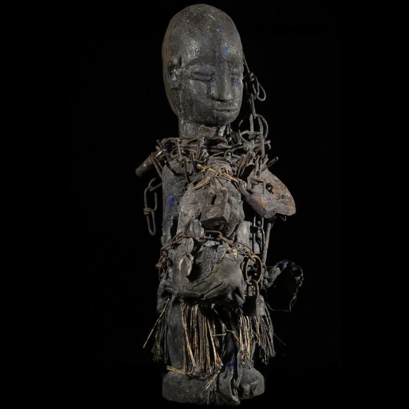 Fetiche du culte Botchio ou Boccio - Fon - Benin