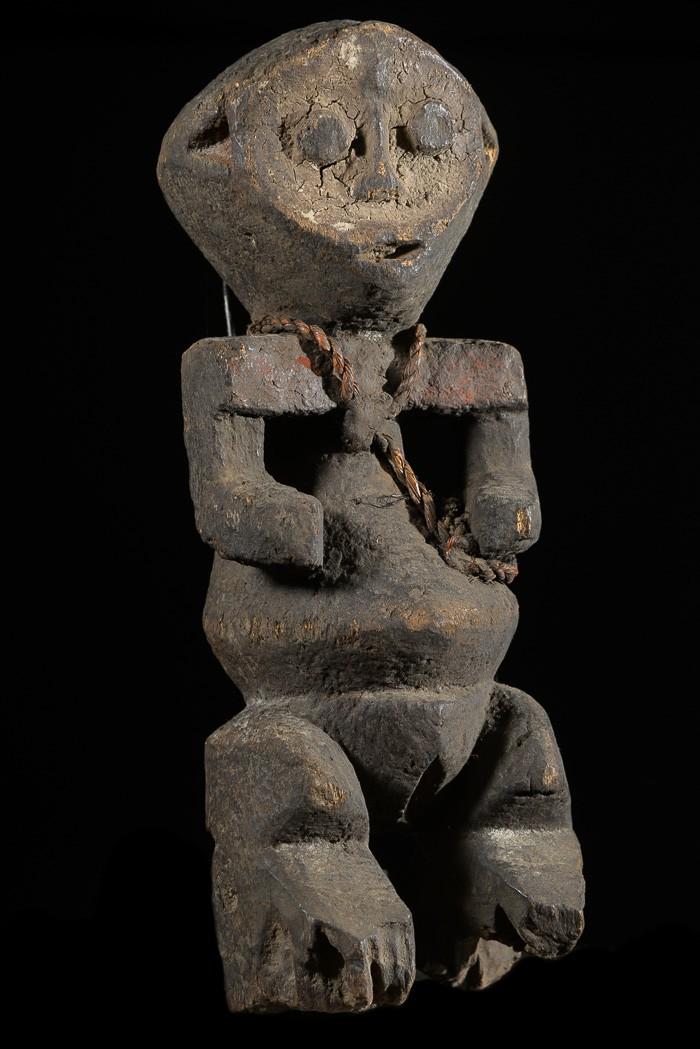 Statue Tadep - Mambila - Nigeria