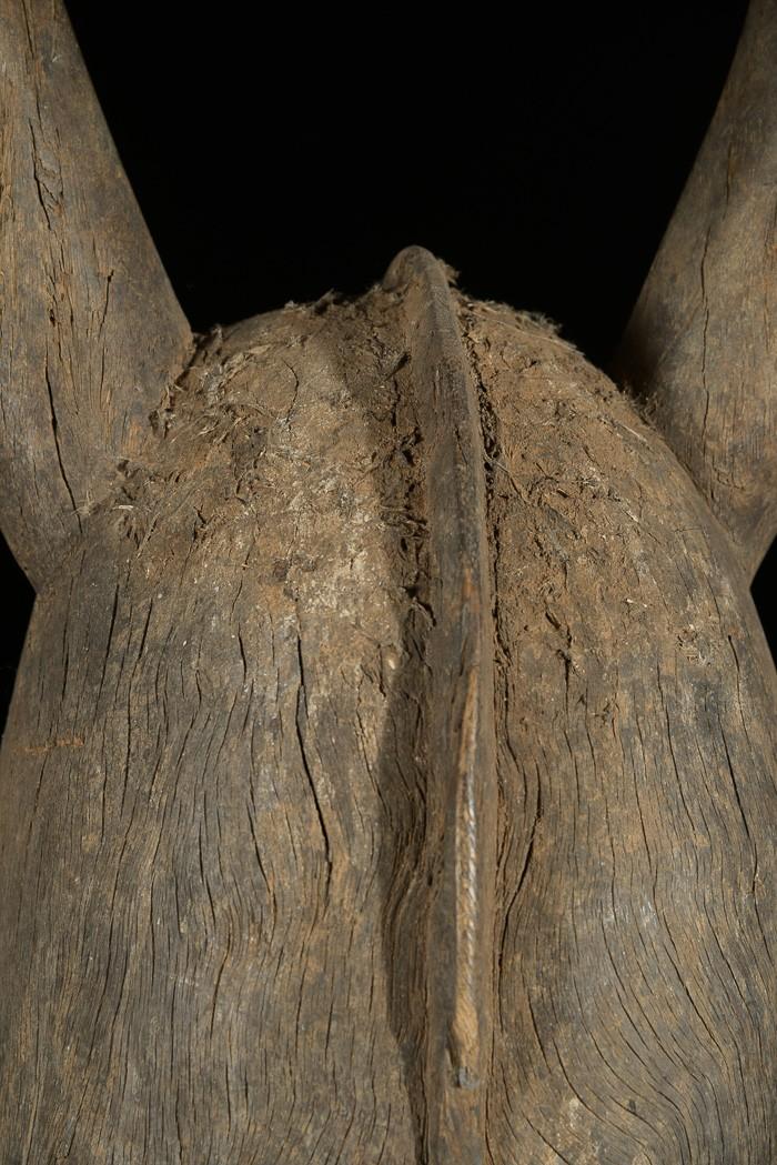 Grand masque Molo ou Bienkoloba  - Bobo Fing - Burkina Faso