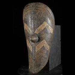 Bouclier en osier tresse - Tutsi / Hutu - Rwanda - Boucliers