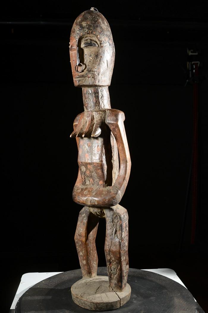 Statue Cultuelle du Bukota - Lengola - RDC Zaire