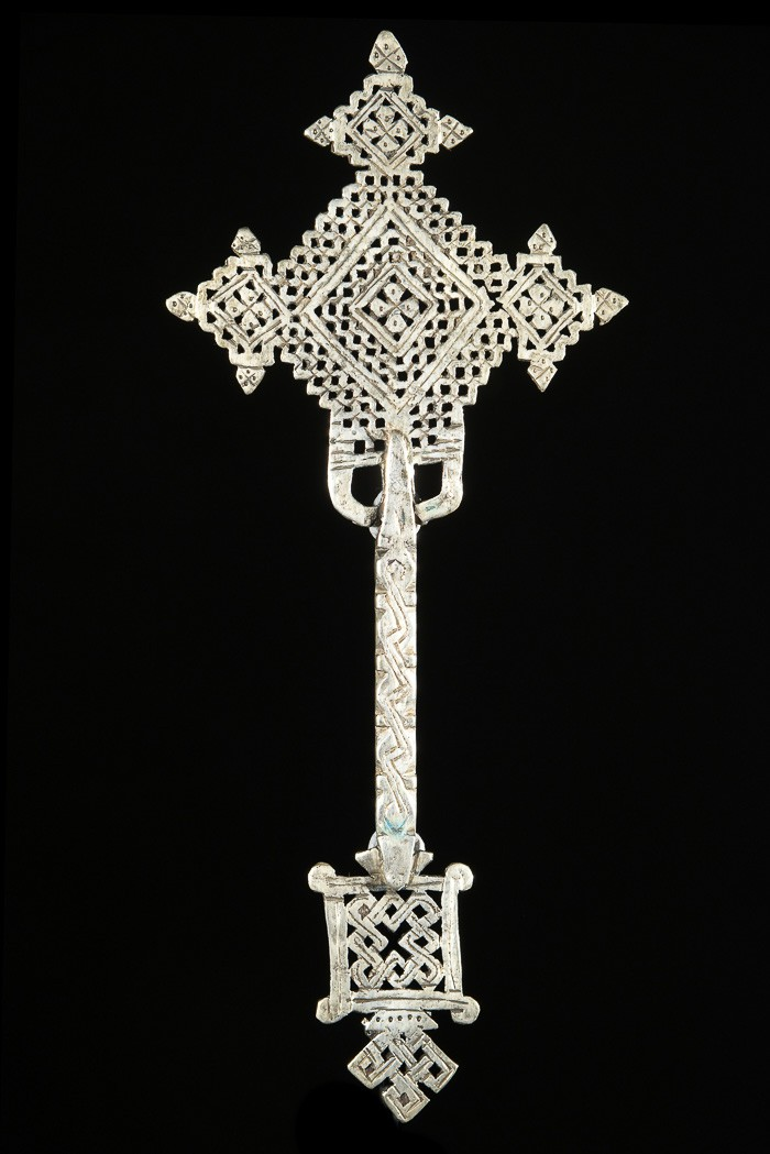 Croix personnelle Copte Maskal - Amahara - Ethiopie