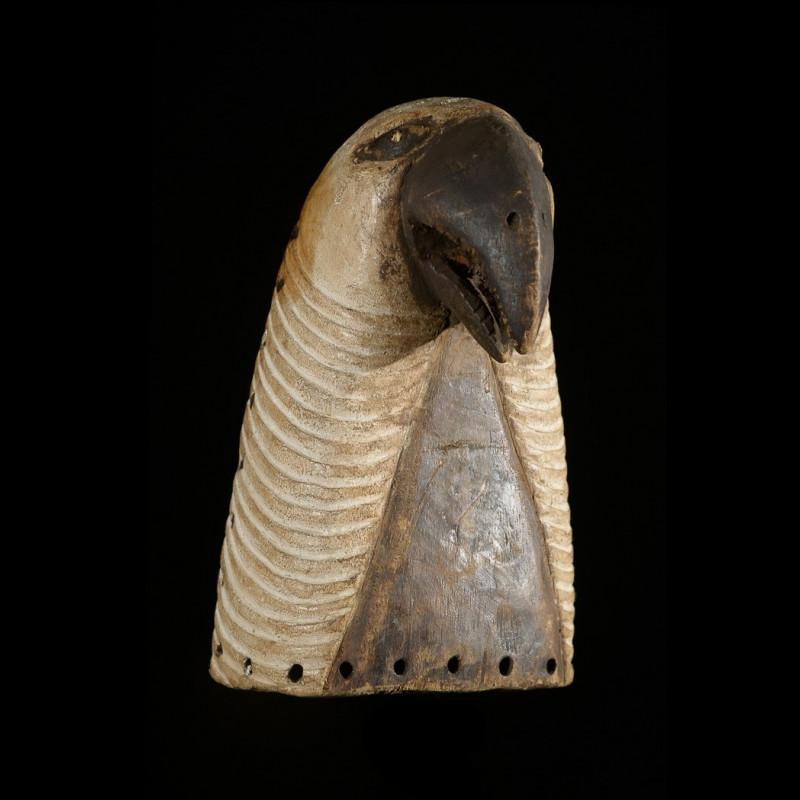 Masque zoomorphe - Luba - RDC Zaire