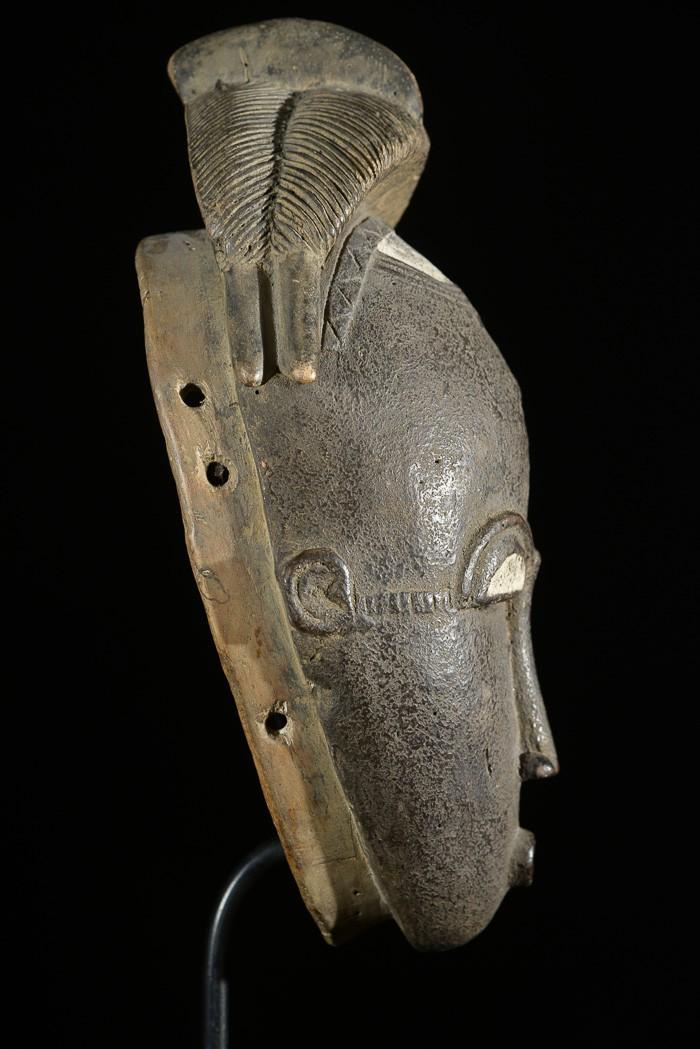 Masque Facial MBlo - Baoule - Côte d'Ivoire