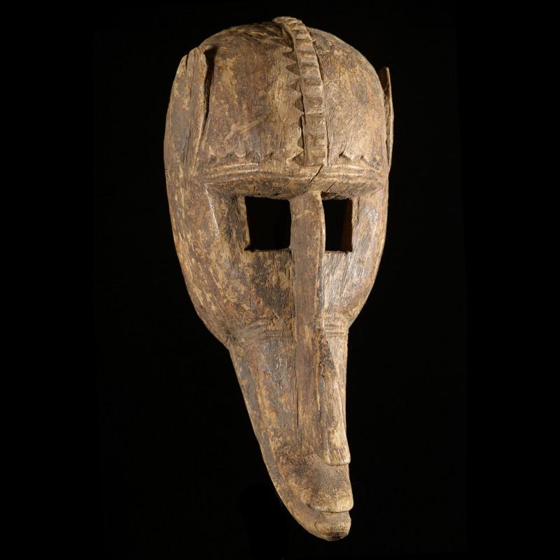 Masque Zoomorphe Singe - Dogon - Mali
