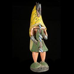 Statue Masque Zamble -...