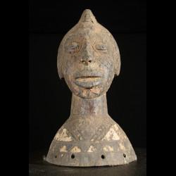 Masque cimier Adone - Kurumba Mossi - Burkina - Masques africain
