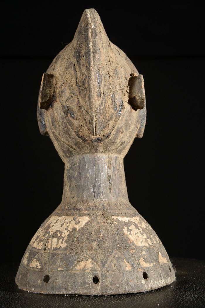 Cimier anthropomorphe - Mossi - Burkina
