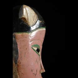 Masque Seli Ripolin - Gouro - Côte d'Ivoire