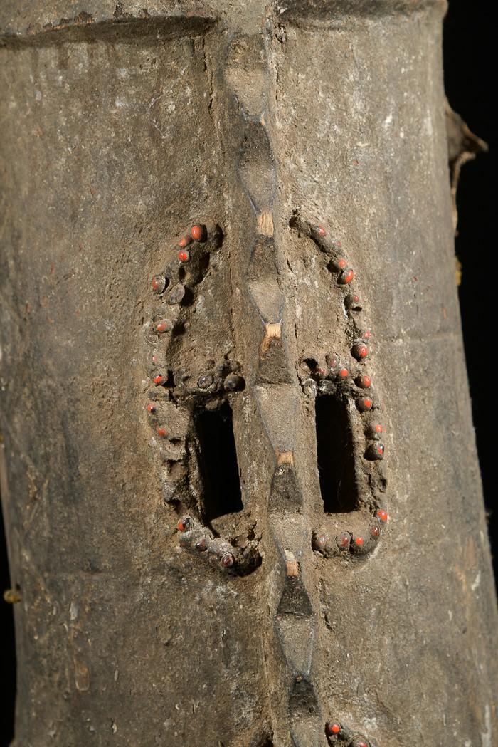 Masque de cérémonie - Mossi - Burkina Faso