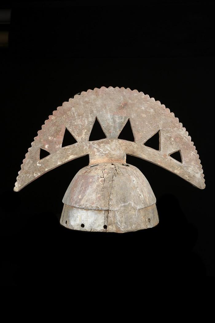Masque Yali de Boulsa - Mossi / Gurunsi - Burkina Faso