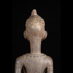 Maternite - Dogon - Mali - Le baiser