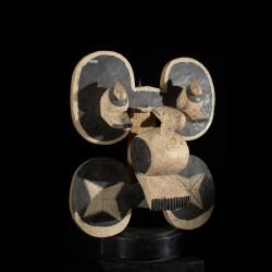 Masque cimier zoomorphe - Bidjogo - Guinée Bissau