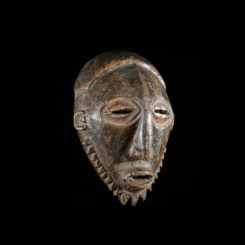 Masque facial - Bembe - RDC Zaire