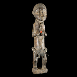 Statue Asie Usu - Baoulé - Côte d'Ivoire