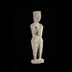 Fragment de poteau Alogo - Statue Sakalava - Madagascar