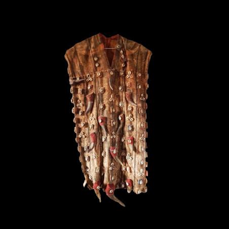 Tunique de féticheur Baka - Cameroun
