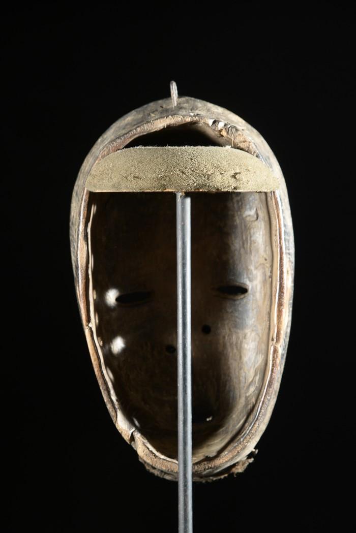 Masque phacochère - Dan / Kran - Liberia / Côte d'Ivoire