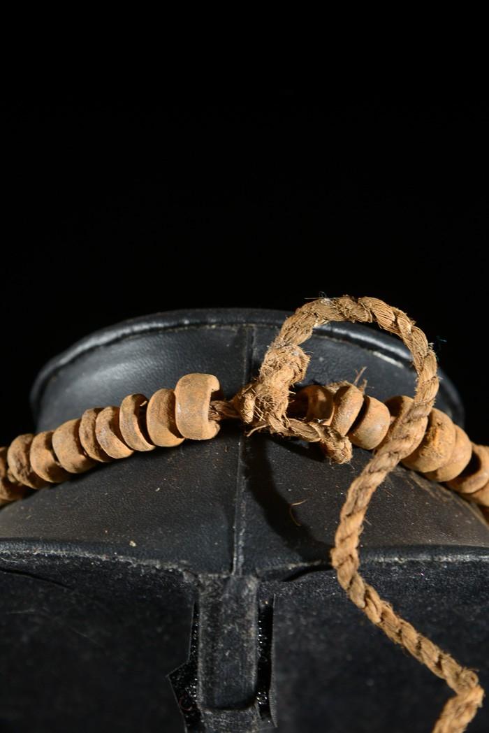 Collier en perles de fer et de cuivre - Uele - Congo