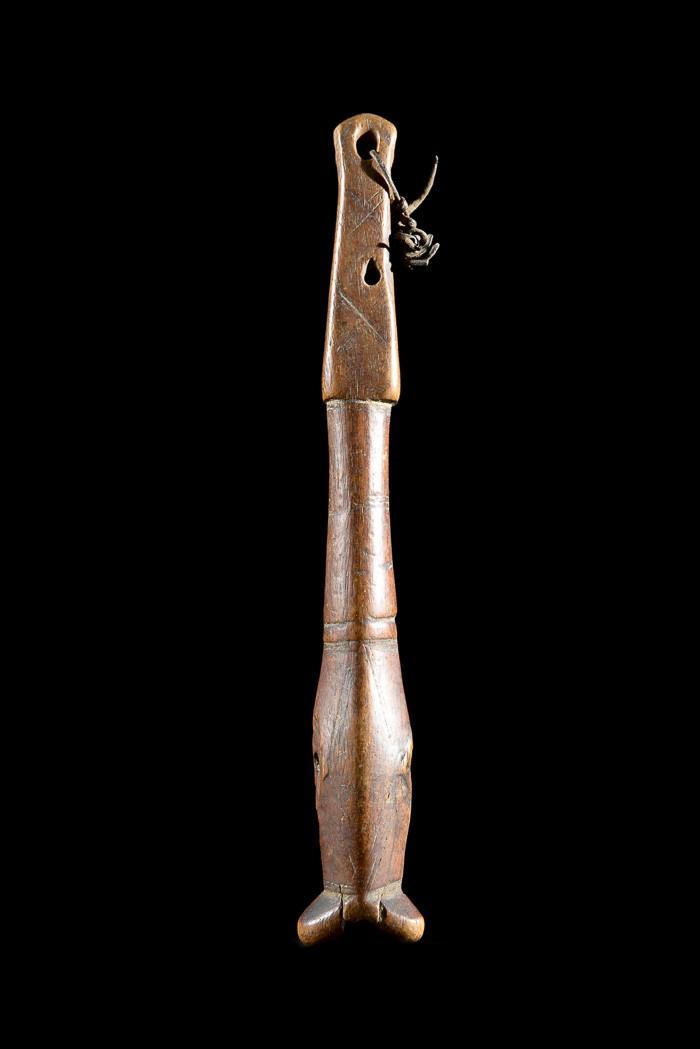 Flûte en bois - Lobi - Burkina Faso - Aerophones