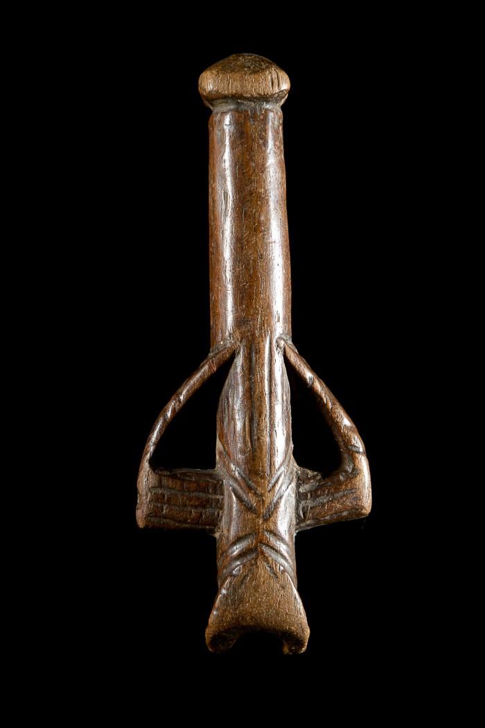 Flute en bois - Lobi - Burkina Faso - Aerophones