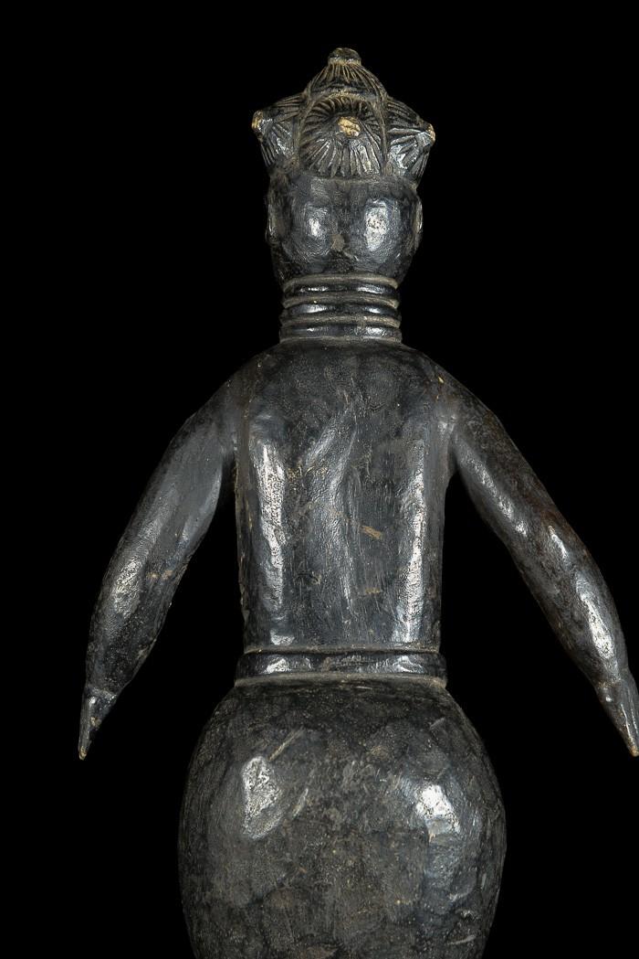 Statuette de fertilité Minsereh- Mendé - Sierra Leone