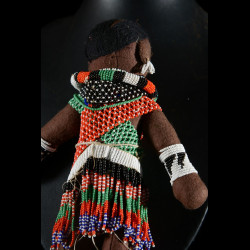 Poupée Zoulou - Zoulou - Afrique du Sud