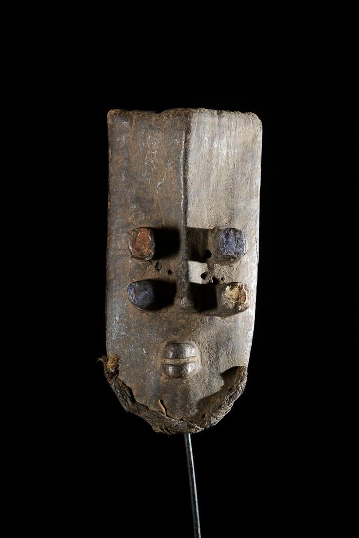 Masque passeport - Grebo - Liberia