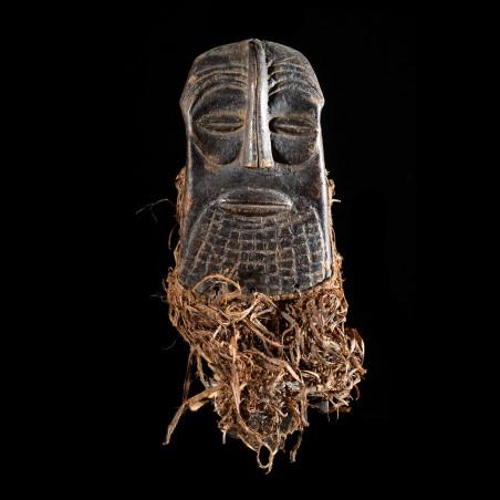 Masque passeport - Luba - RDC Zaire