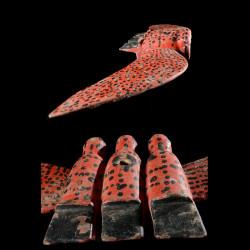 Canne oiseaux de champion cultivateur - Senoufo - Côte d'Ivoire