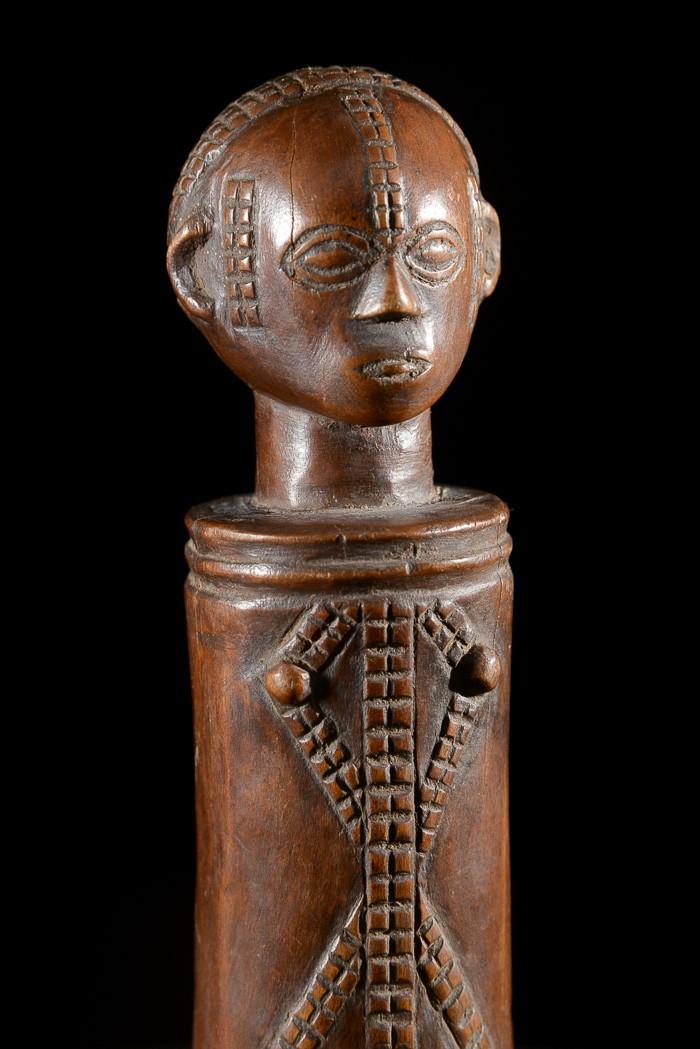 Poupee jumeau rituelle - Tabwa - RDC Zaire- Poupees africaines