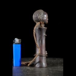 Poupee jumeau rituelle - Tabwa - RDC Zaire - Poupees africaines