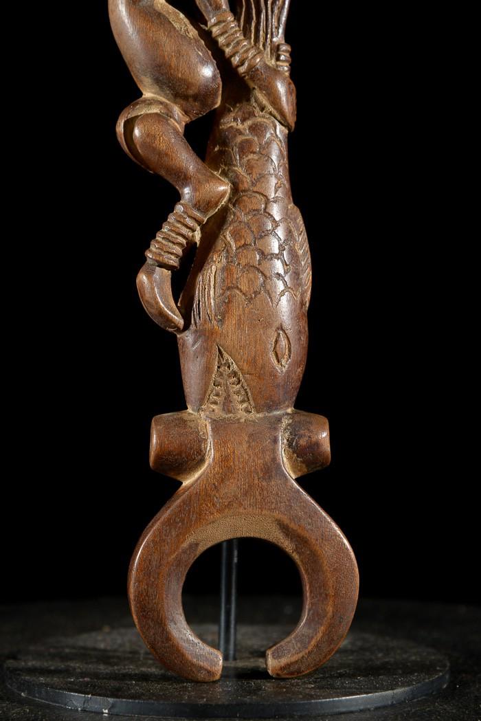 Sifflet en bois - Bamiléké - Cameroun