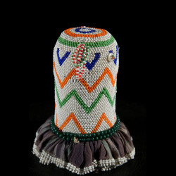 Poupée perlée - Ntwana - Afrique du Sud