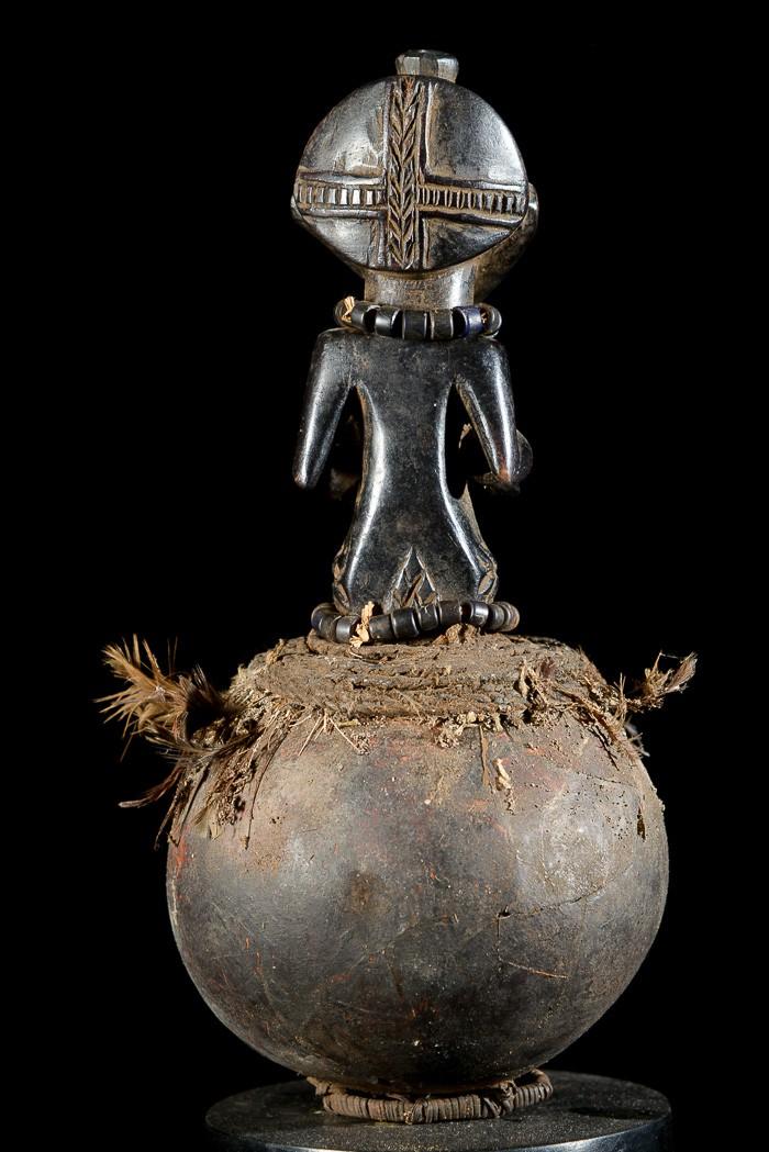 Objet Cultuel - Genie Kabwelulu - Luba - RDC Zaire