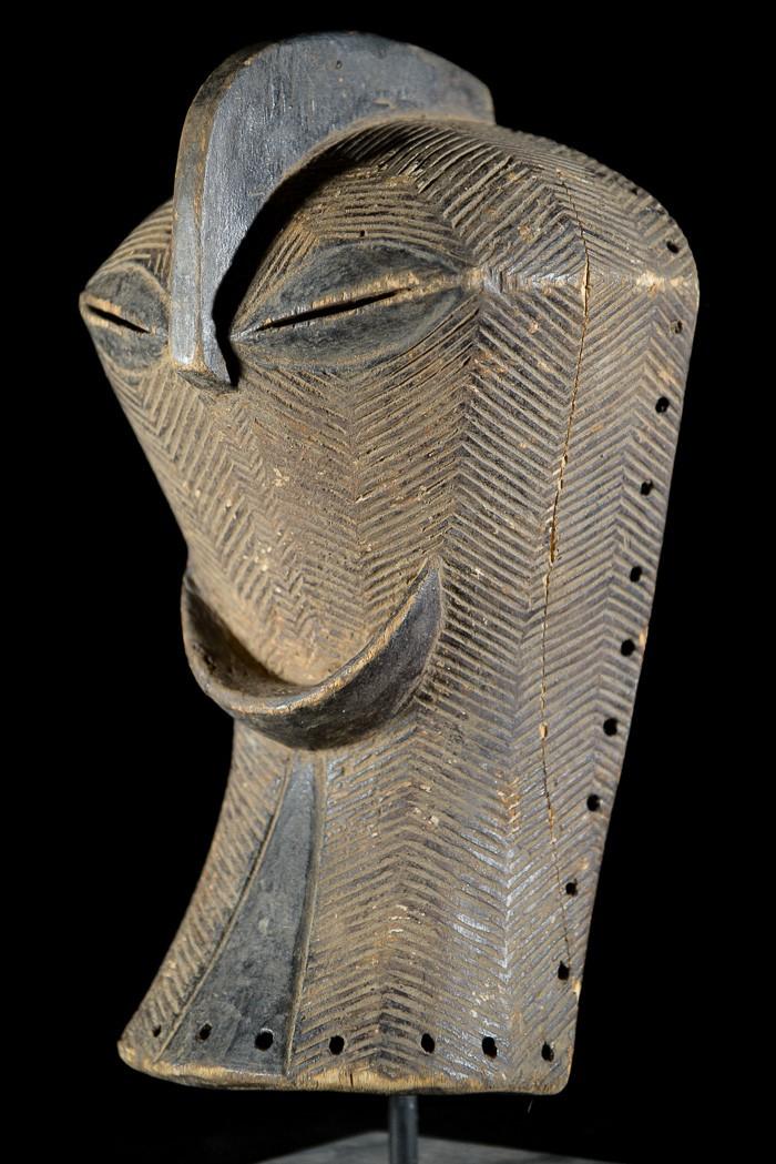 Masque Rituel - Songye / Luba - RDC Zaire