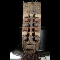Masque cimier de guerre - Ethnie Grebo - Liberia