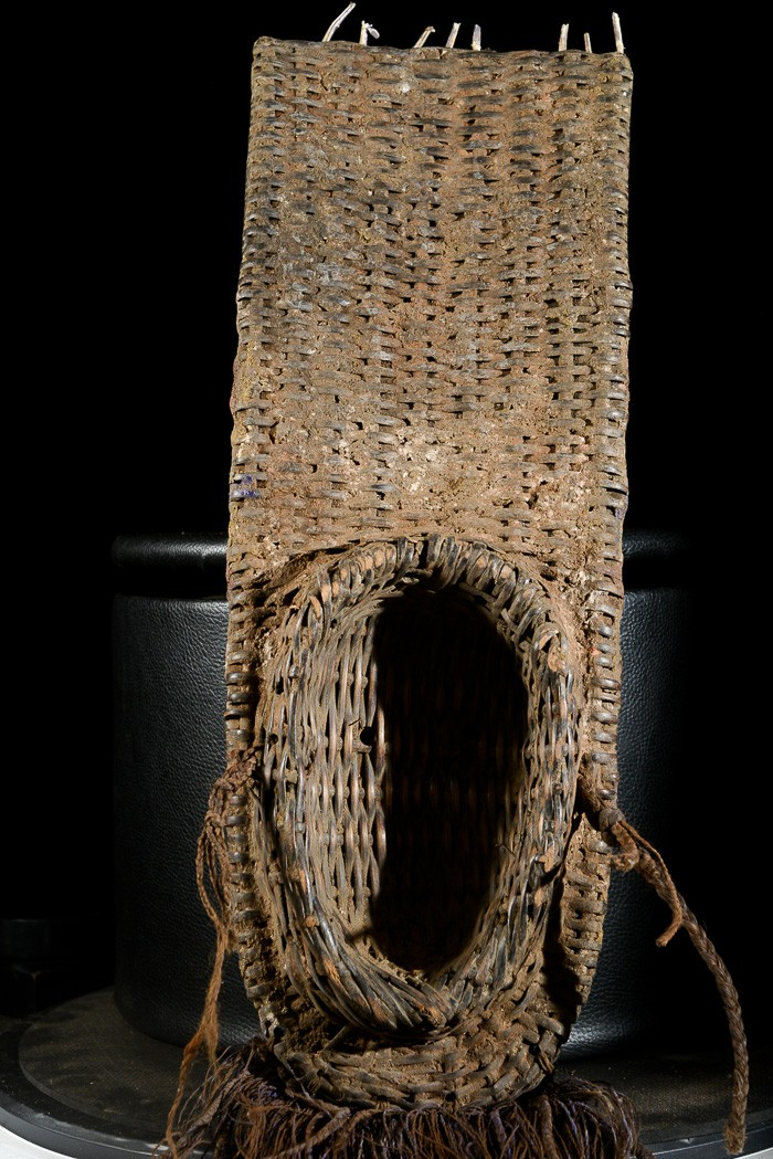 Masque cimier de guerre - Grebo - Liberia