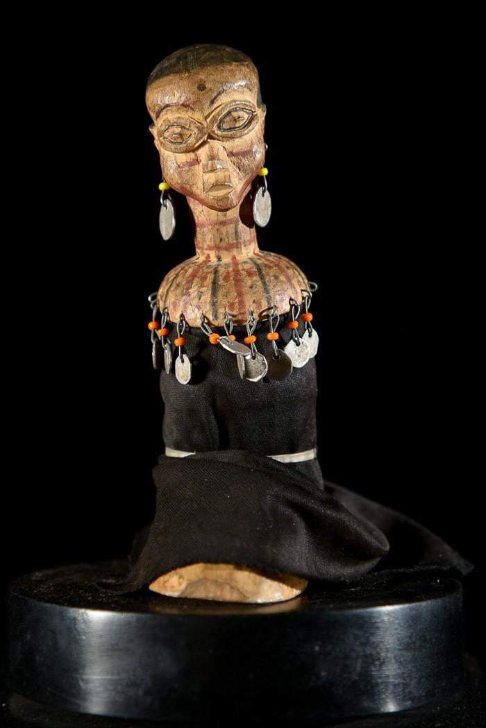 Poupee de fecondite Ngide Ikoku - Turkana - Kenya