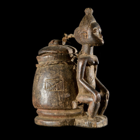 Boite à souris  - Baoulé - Cote d'Ivoire