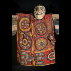 Mwo - Costume de danse - Igbo - Nigeria