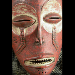 Masque Mwana Pwo - Chokwe / Tschokwe - Angola