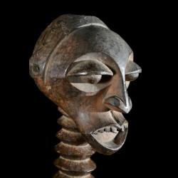 Fetiche Nkishi en Ivoire - Songye - RDC Zaire