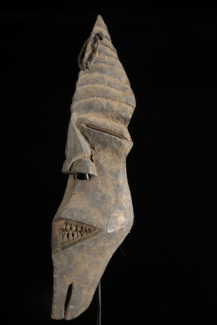 Masquette ou masque de case - Kaniok / Bena Kanioka  - RDC Zaire